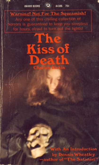 Vintage Books - The Kiss of Death