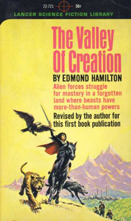 Vintage Books - The Valley of Creation