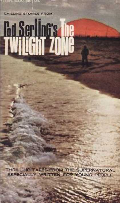 Vintage Books - Chilling Stories From Rod Serling's the Twilight Zone