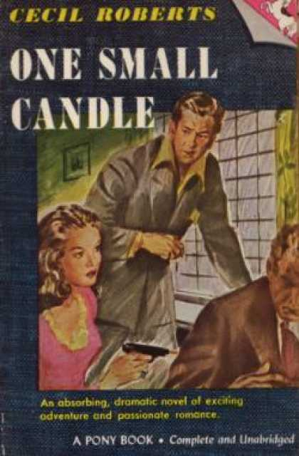 Vintage Books - One Small Candle