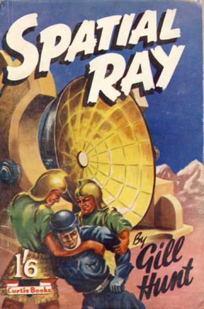 Vintage Books - Spatial Ray
