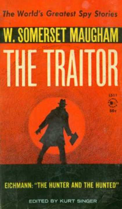 Vintage Books - The Traitor - W.somerset Maugham