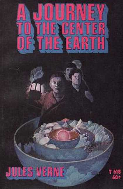 Vintage Books - Journey To the Center of the Earth - Jules Verne