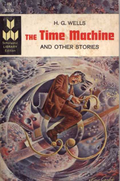 Vintage Books - The Time Machine and Other Stories