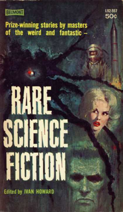 Vintage Books - Rare Science Fiction: Let's Have Fun; Do It Yourself; In Human Hands; Protective