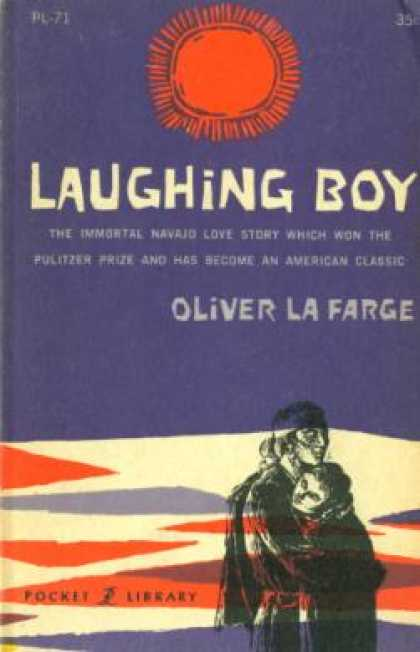 Vintage Books - Laughing Boy - Oliver La Farge