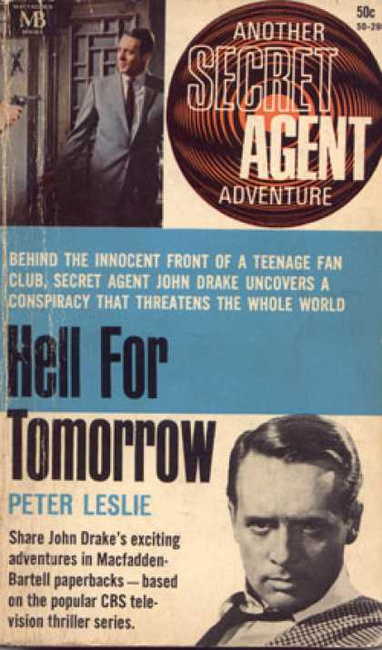 Vintage Books - Hell for Tomorrow