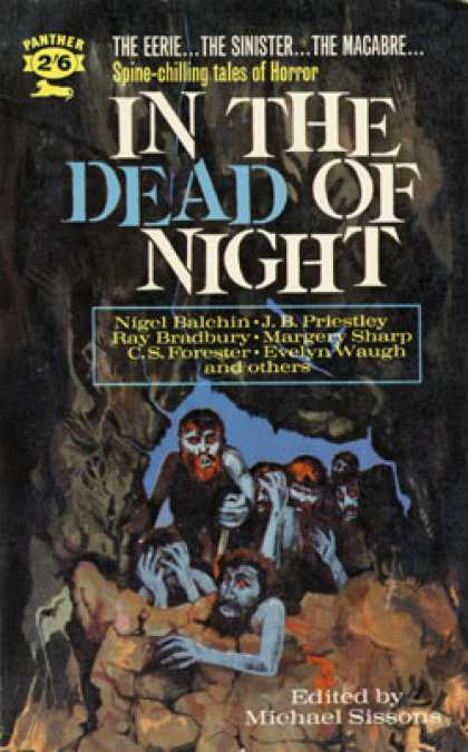 Vintage Books - In the Dead of Night - Edited by Michael Sissons