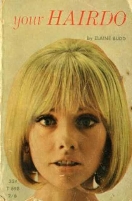 Vintage Books - Your Hairdo - Elaine Budd