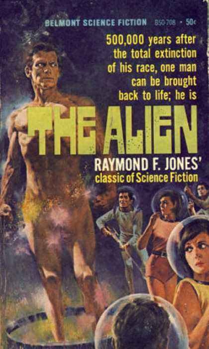 Vintage Books - The Alien