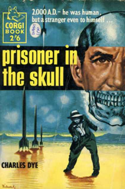 Vintage Books - Prisoner In the Skull