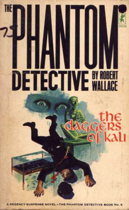 Vintage Books - The Daggers of Kali - Robert Wallace