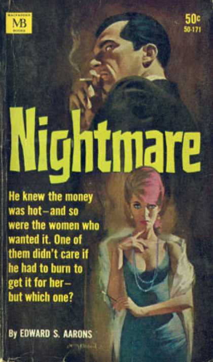 Vintage Books - Nightmare - Edward S Aarons