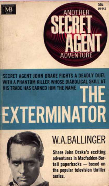Vintage Books - The Exterminator
