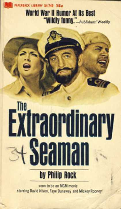 Vintage Books - The Extraordinary Seaman