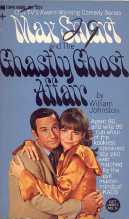 Vintage Books - Max Smart and the Ghastly Ghost Affair