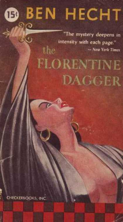 Vintage Books - The Florentine Dagger