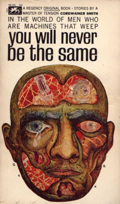 Vintage Books - You Will Never Be the Same - Cordwainer Smith