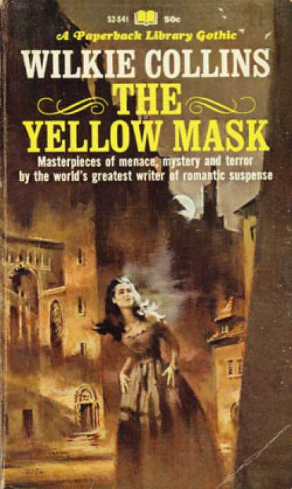 Vintage Books - The Yellow Mask