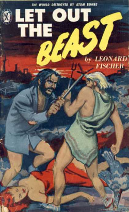 Vintage Books - Let Out the Beast - Leonard Fischer