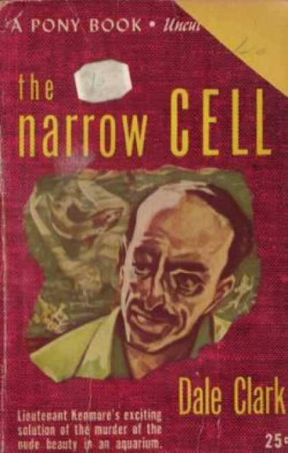 Vintage Books - The Narrow Cell - Dale Clark