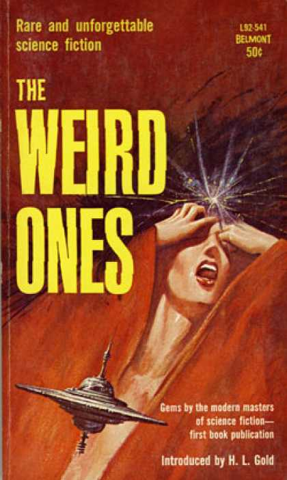 Vintage Books - The Weird Ones