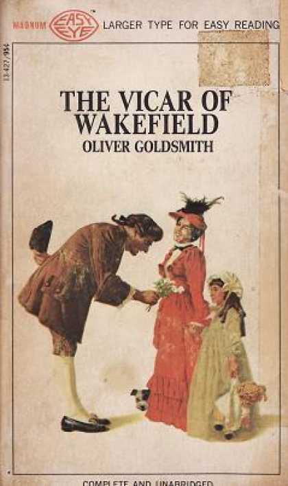 Vintage Books - The Vicar of Wakefield, Complete and Unabridged - Oliver Goldsmith
