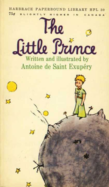 Vintage Books - The Little Prince