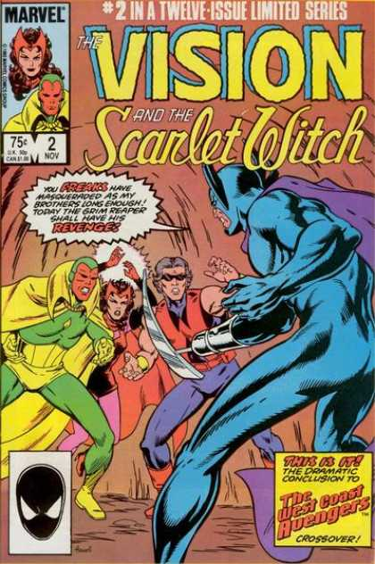Vision and the Scarlet Witch 2
