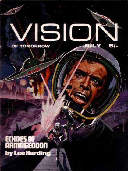 Vision of Tomorrow - 7/1970