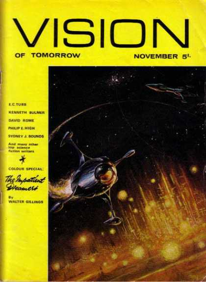 Vision of Tomorrow - 11/1969