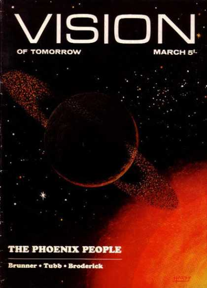 Vision of Tomorrow - 3/1970