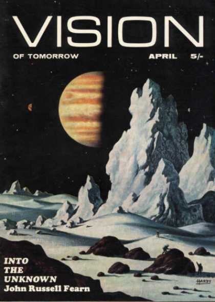 Vision of Tomorrow - 4/1970