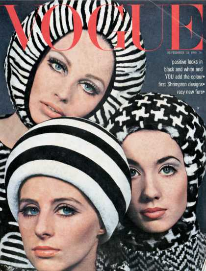 Vogue - September, 1965