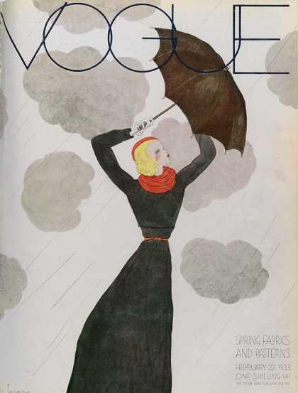 Vogue - February, 1933