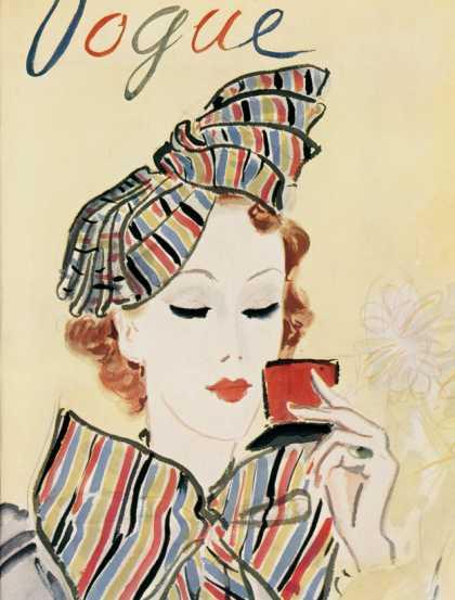 Vogue - October, 1935