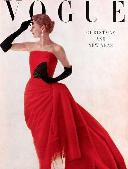 Vogue - January, 1950