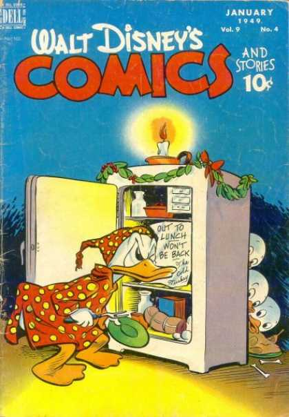 Walt Disney's Comics and Stories 100