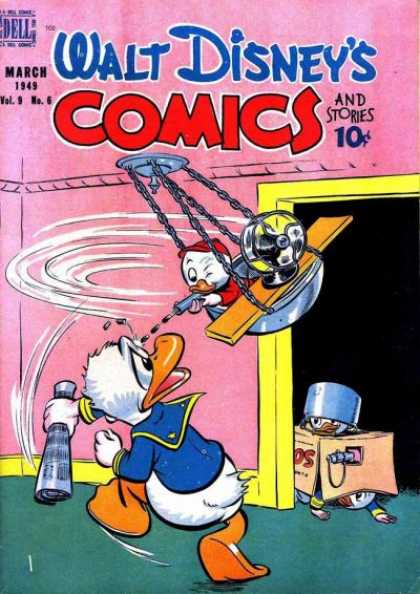 Walt Disney's Comics and Stories 102