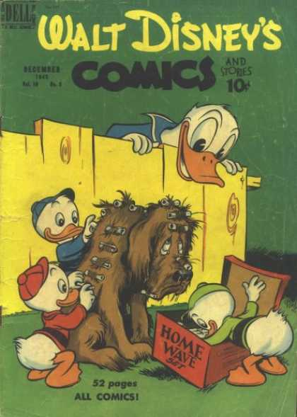 Walt Disney's Comics and Stories 111
