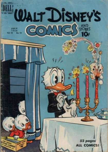 Walt Disney's Comics and Stories 118