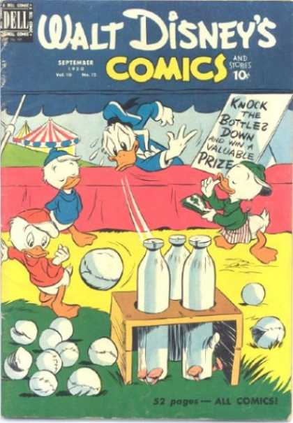 Walt Disney's Comics and Stories 120