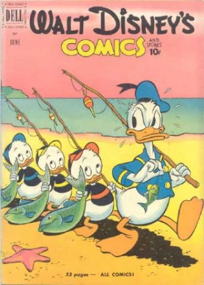 Walt Disney's Comics and Stories 129