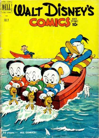 Walt Disney's Comics and Stories 130
