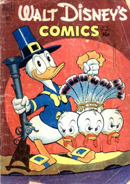 Walt Disney's Comics and Stories 135
