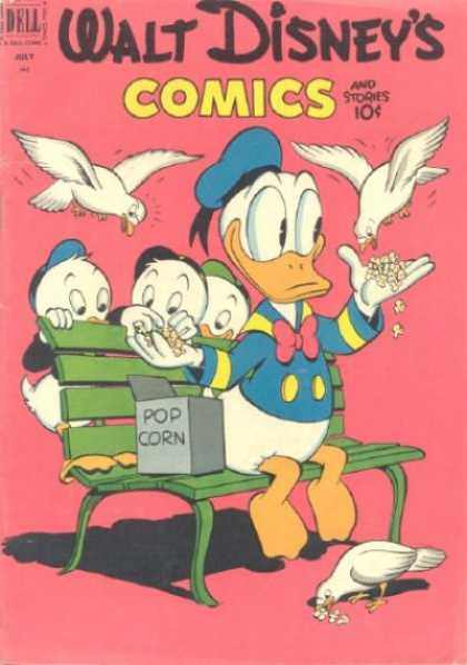 Walt Disney's Comics and Stories 142