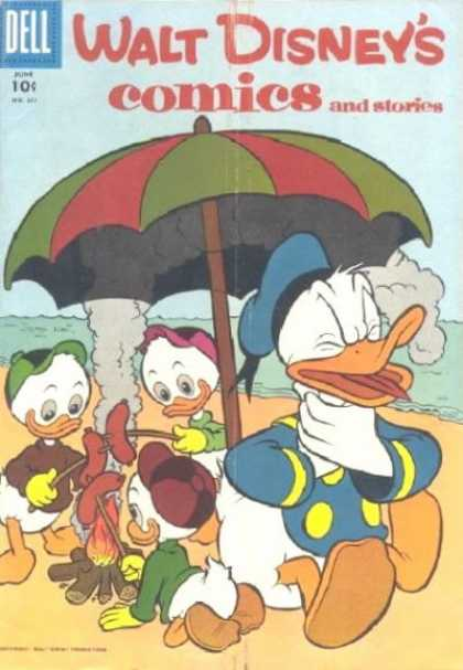Walt Disney's Comics and Stories 201