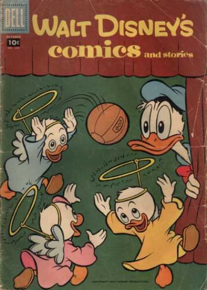 Walt Disney's Comics and Stories 205