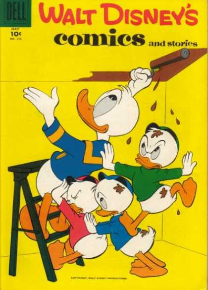 Walt Disney's Comics and Stories 212