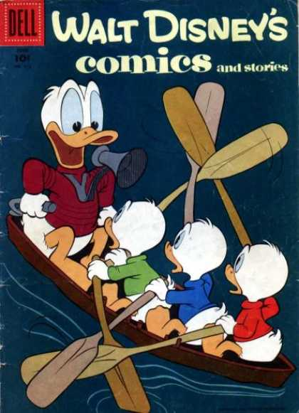 Walt Disney's Comics and Stories 213